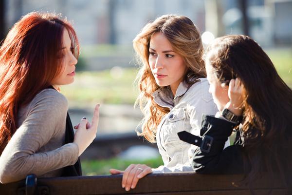 three-young-women-talking